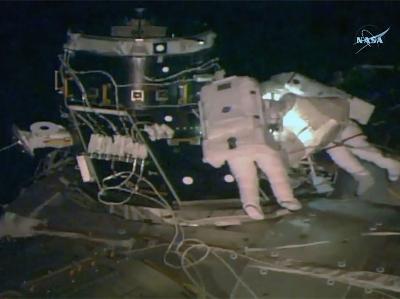 NASA के लिए बड़ा झटका, अंतरिक्षयात्रियों ने खो दिया स्पेस स्टेशन का अहम हिस्सा