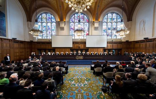 कुलभूषण जाधव केस : भारत की पाक के खिलाफ बड़ी जीत, ICJ ने अंतिम फैसले तक फांसी पर लगाई रोक