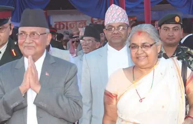 नेपाल की पहली महिला प्रधान न्यायाधीश निलंबित