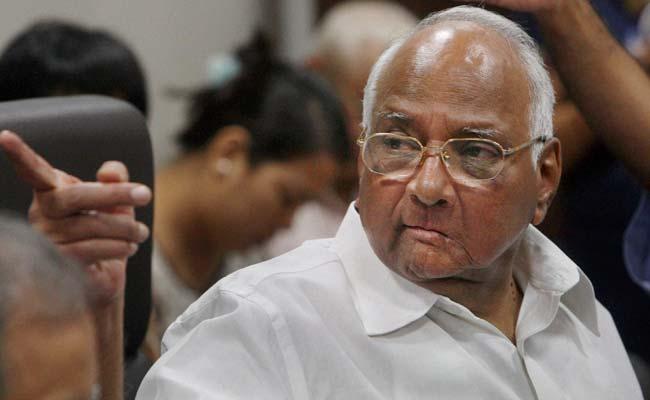 सोनिया गांधी ने दिया था शरद पवार को राष्ट्रपति उम्मीदवार बनने का ऑफर : NCP
