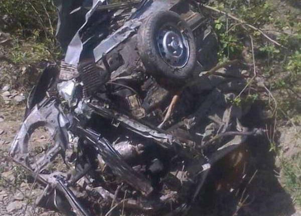 हिमाचल: इतना भीषण हादसा कि पहले न गाड़ी मिली न लाशें, 6 मरे