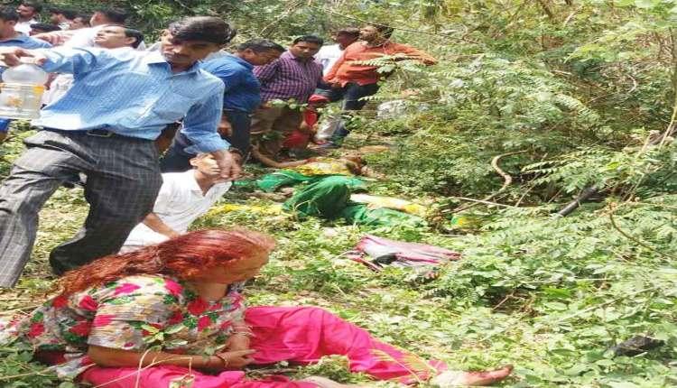 हिमाचल में खाई में गिरी बस, 10 श्रद्धालुओं की मौत 55 घायल