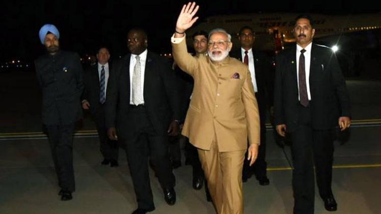 वॉशिंगटन पहुंचे PM मोदी ने की भारतीयों से मुलाकात, डोनाल्ड ट्रंप ने बताया सच्चा दोस्त