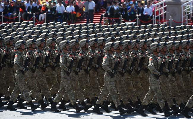 लाखों सैनिकों की सबसे बड़ी कटौती कर चीन अपनी सेना को करेगा छोटा