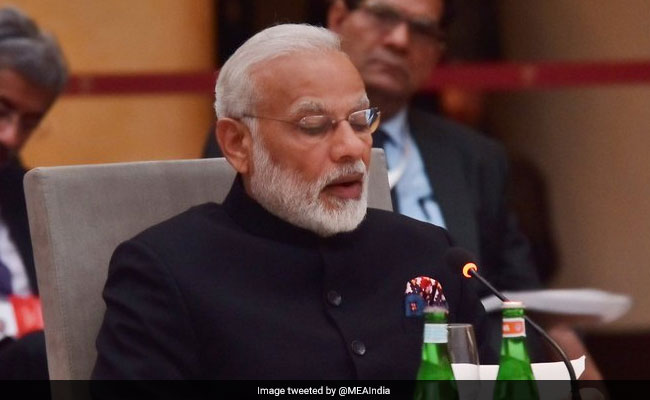 जी-20 शिखर बैठक : पीएम मोदी ने पाक पर साधा निशाना, लश्कर और जैश की तुलना आईएसआईएस व अलकायदा से की