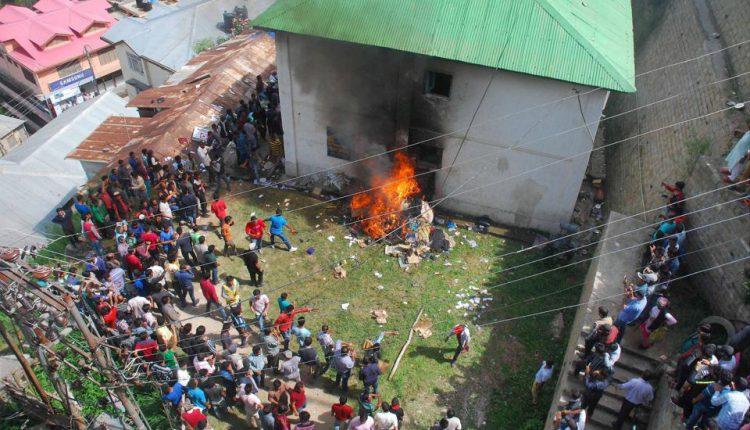 गुड़िया गैंगरेप हत्याकांडः एस पी शिमला टी डव्लू नेगी का तबादला