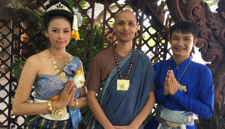 थाईलैंड की अपनी 'आध्यात्म प्रसार यात्रा' से लौटे 'महायोगी सत्येंद्र नाथ'