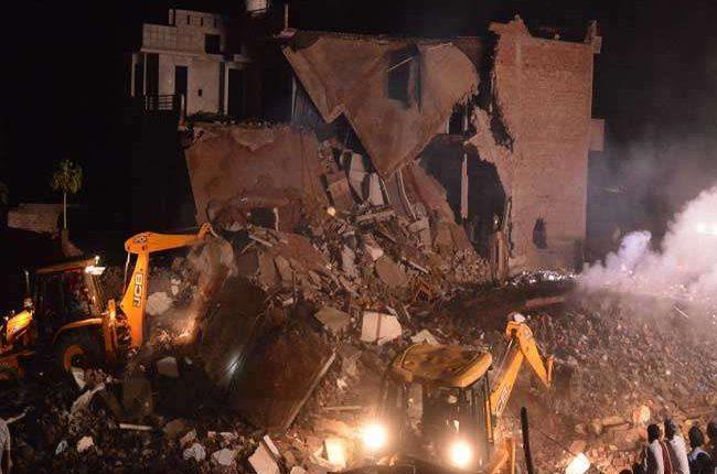 संगरूर में पटाखा फैक्टरी में धमाका, सात की मौत