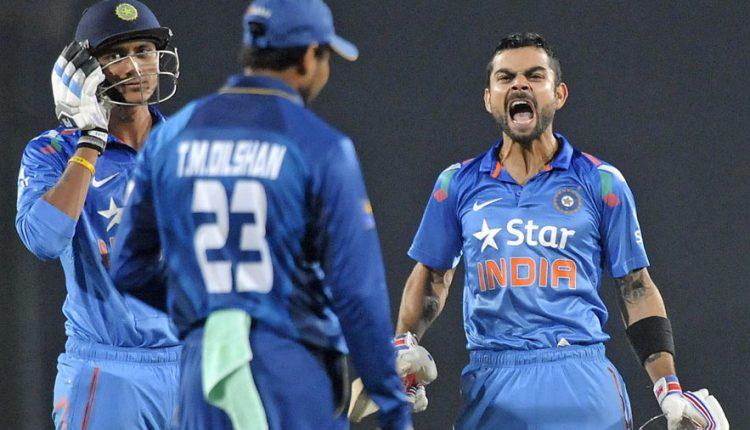 कोलंबो वनडे : आखिरी वनडे जीता , भारत का सीरीज पर 5-0 से कब्जा