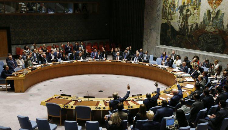 UN ने की उत्तर कोरिया पर अब तक की सबसे बड़ी कार्रवाई