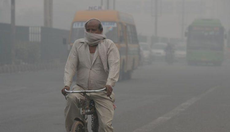 वायु प्रदूषण: दिल्ली के बाद लखनऊ की हवा भी जहरीली