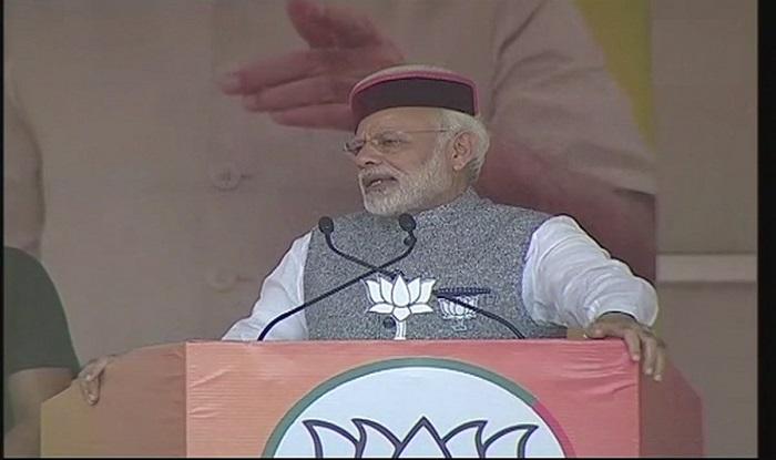 हिमाचल चुनाव: देश को लूटने वालों का हम चुन-चुनकर हिसाब करने में लगे हैं- PM मोदी
