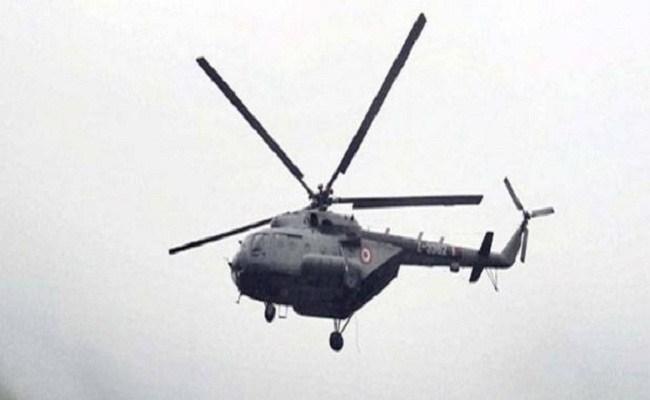 हेलिकॉप्टर क्रैश में सऊदी प्रिंस की मौत