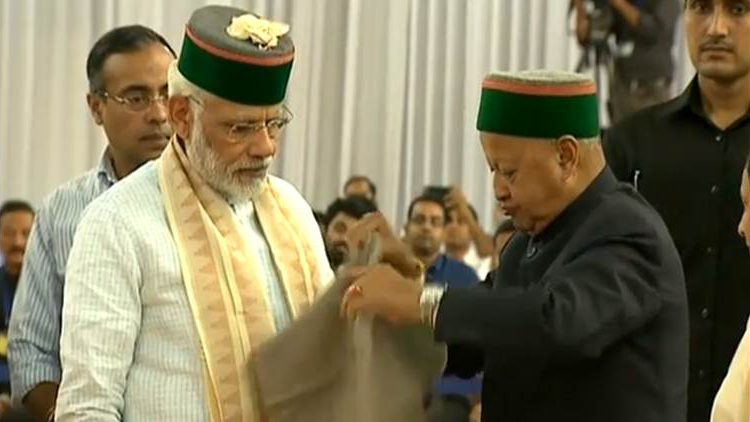 मोदी का कांग्रेस पर तंज, नेहरू पर किया तीखा वार, गिनाए '5 राक्षस'