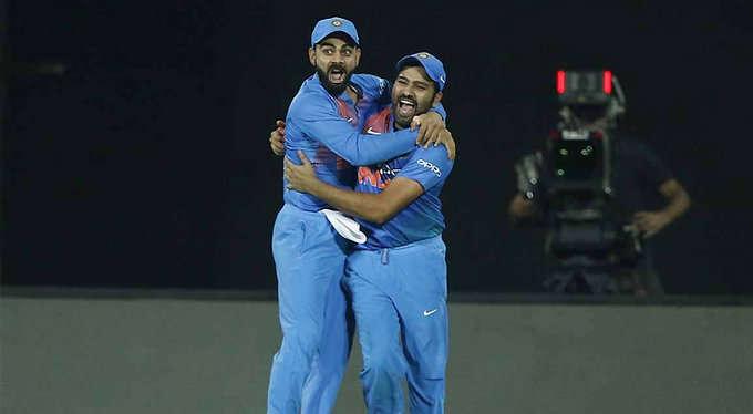 INDvsNZ: इंडिया ने 2-1 से जीती T-20 सीरीज, बारिश की खलल से E-8 हुआ मैच